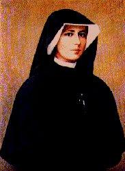 Divine Mercy - Sister Faustina Saint