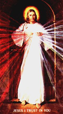 Divine Mercy chaplet devotion - Jesus I trust in Thee !