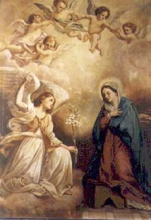 The Angelus - Prayer to the Blessed Virgin Mary