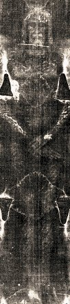 Holy Shroud of Turin - Jesus Christ