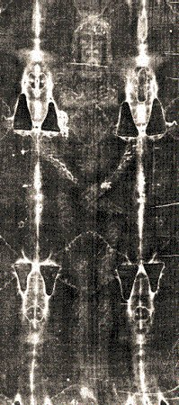 Holy Shroud of Turin - Jesus Christ Holy Face