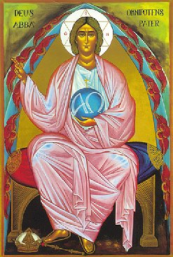 Icon of God the Father ©