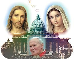 Jesus and Mary I love you - Treasury of Prayers, Catholic inspirations, meditations, reflexions