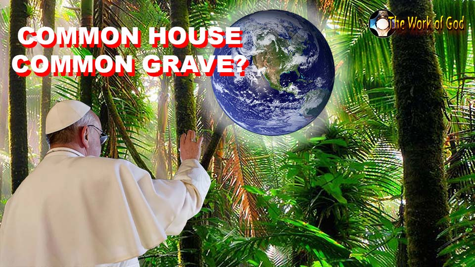 Jubilee for the earth - Common home or common grave - Idolatry - Bergoglio