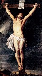 Treasury of Prayers, Catholic inspirations, meditations, reflexions - Prayer to Our Lord Jesus crucified