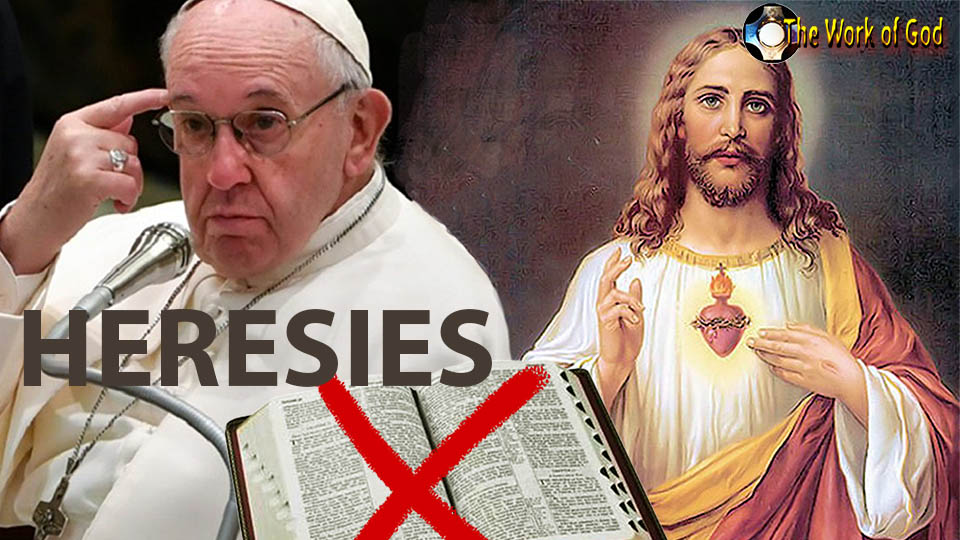 Pope Francis HERESY - Jesus is not the only way
