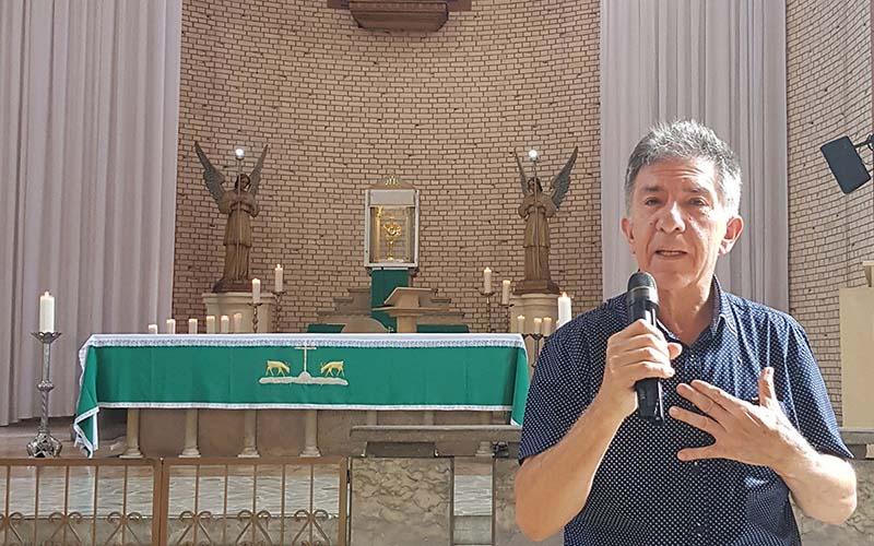 Reflexiones espirituales católicas José Belmore
