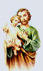 Treasury of Prayers, Catholic inspirations, meditations, reflexions - Litany of St. Joseph