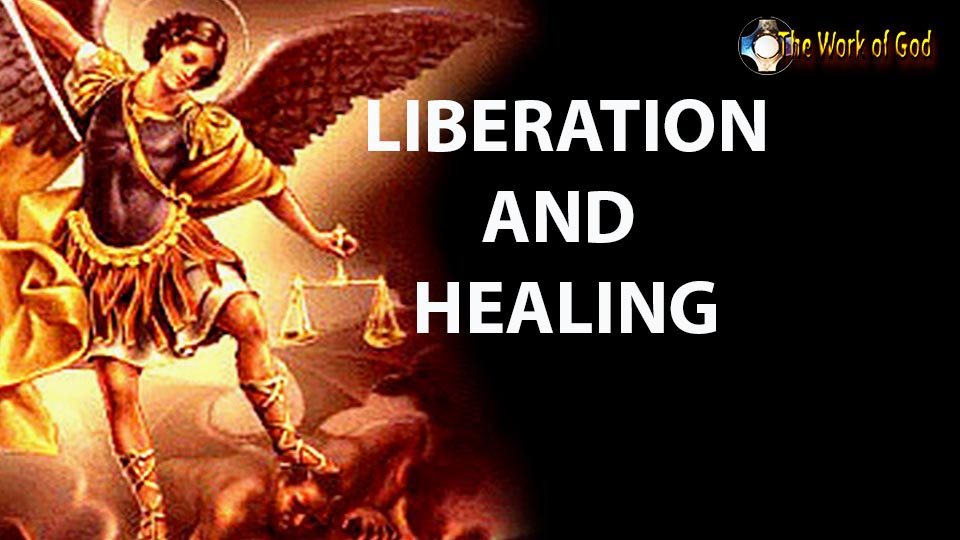 Prayer of Liberation and Healing. Exorcism with Saint Michael the archangel