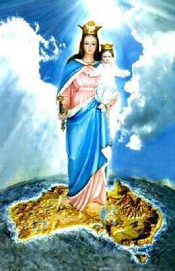 Prayer to Our Lady - After Holy Communion - Treasury of Prayers, Catholic inspirations, meditations, reflexions