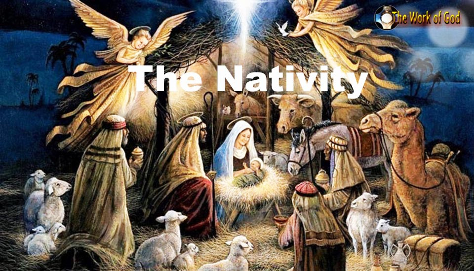 The Nativity - Birth of Jesus, Christmas lived in spirit and in truth