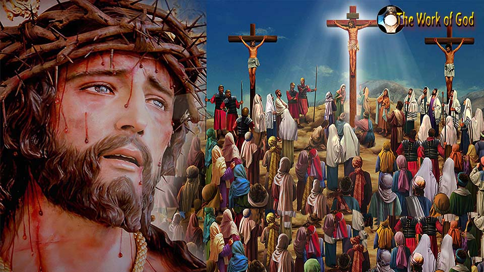 Seven 7 words of Jesus on the cross - Explanation of Jesus. Message - Sermon on the seven words