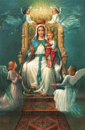 The Virgin Mary in the Kingdom of the Divine Will