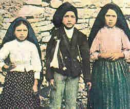 Fatima Prayer         - Treasury of Prayers, Catholic inspirations, meditations, reflexions