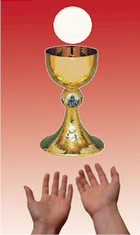 Jesus Christ Holy Eucharist - Jesus Holy Mass