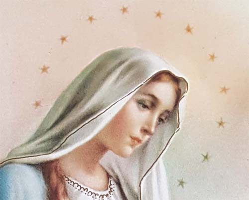 Messages from Mary Our Lady, Blessed Virgin Mary