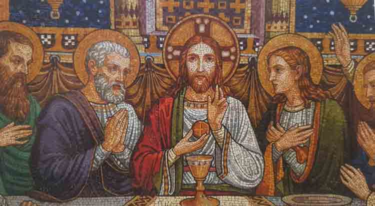 What is in the heart of Jesus, what can Jesus tell us about the Priesthood? - Treasury of Prayers, Catholic inspirations, meditations, reflexions