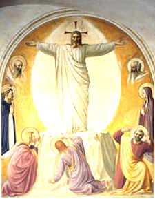 Fourth Luminous - Mystery of Light - The Transfiguration. When he appears, we will become like him, for we shall see him as he is. (1 John 3:2)