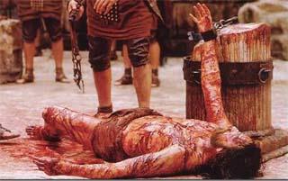 preciosa sangre de Jesús