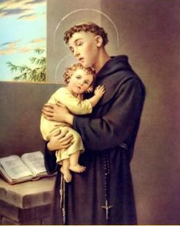 Treasury of Prayers, Catholic inspirations, meditations, reflexions - St Anthony's prayer for Wisdom