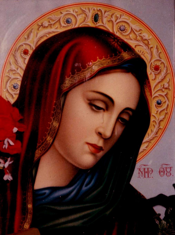 Dolorosa Madre María